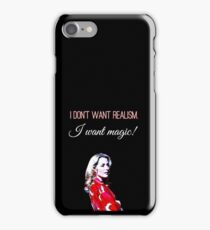 Gillian Anderson Streetcar iPhone Case/Skin