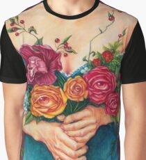 Flower Kisser Graphic T-Shirt