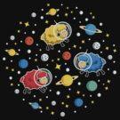 Space Sheep by sirwatson