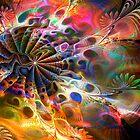 Dark Matter Flux by Nadya Johnson