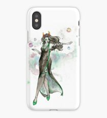 Maid of Space iPhone Case/Skin