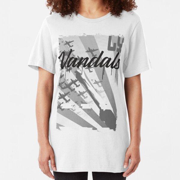 Vandals Propaganda Slim Fit T-Shirt