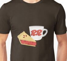 Twin Peaks Cherry Pie and Coffee Unisex T-Shirt