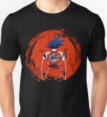 Japan Saiyajin Slim Fit T-Shirt