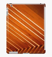 Stripes and Staining iPad Case/Skin