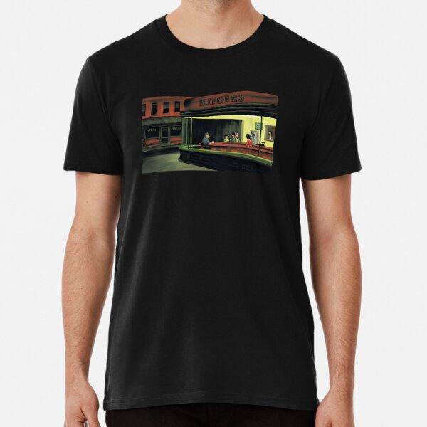 Night Burgers Premium T-Shirt