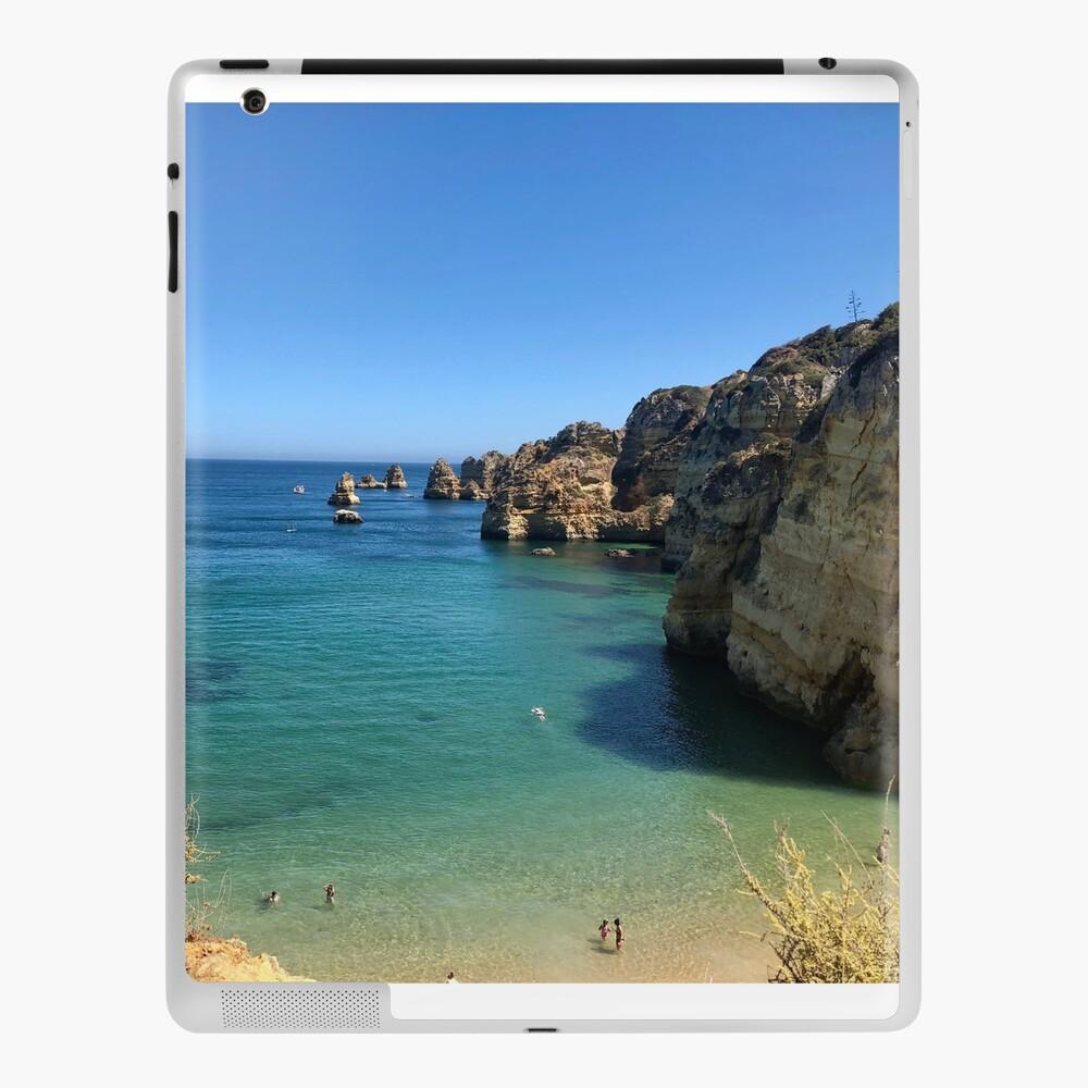 Mediterranean Rocks iPad Case & Skin