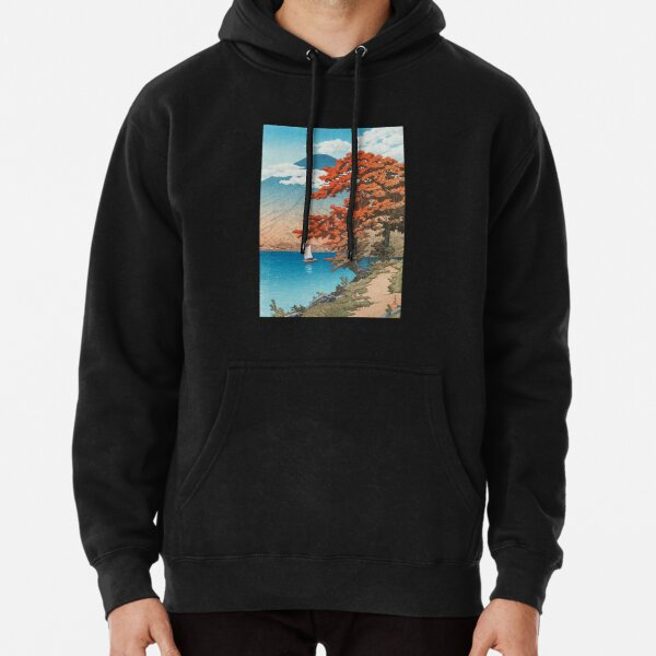 The New Year in Hisseii Pullover Hoodie