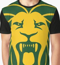 Les Lions Graphic T-Shirt