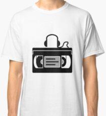 Retro Music Classic T-Shirt