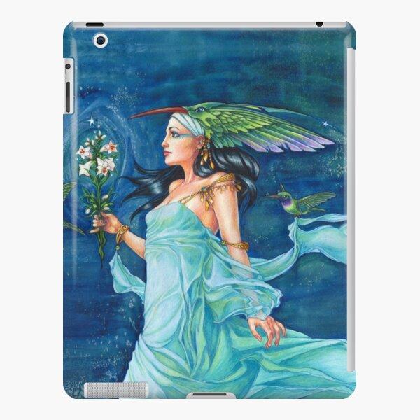 Hummingbird Queen iPad Snap Case