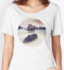 Sunset Seascape Women's Relaxed Fit T-Shirt