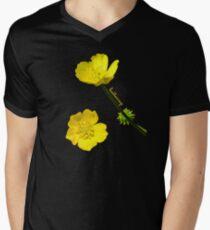 Buttercup Men's V-Neck T-Shirt