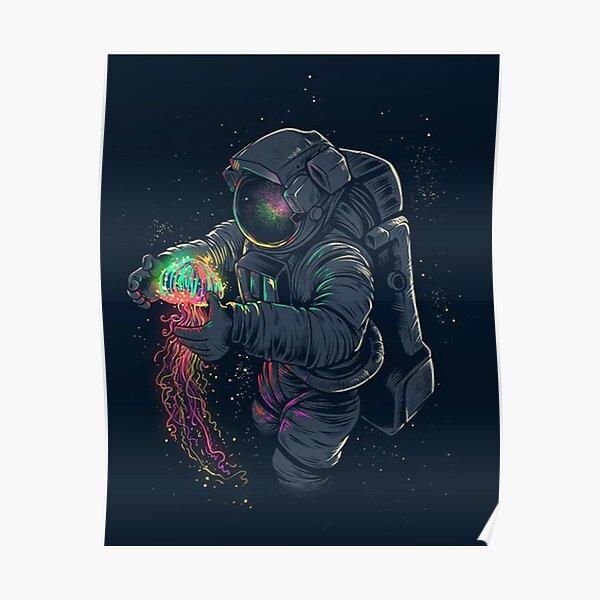 Jellyspace Poster