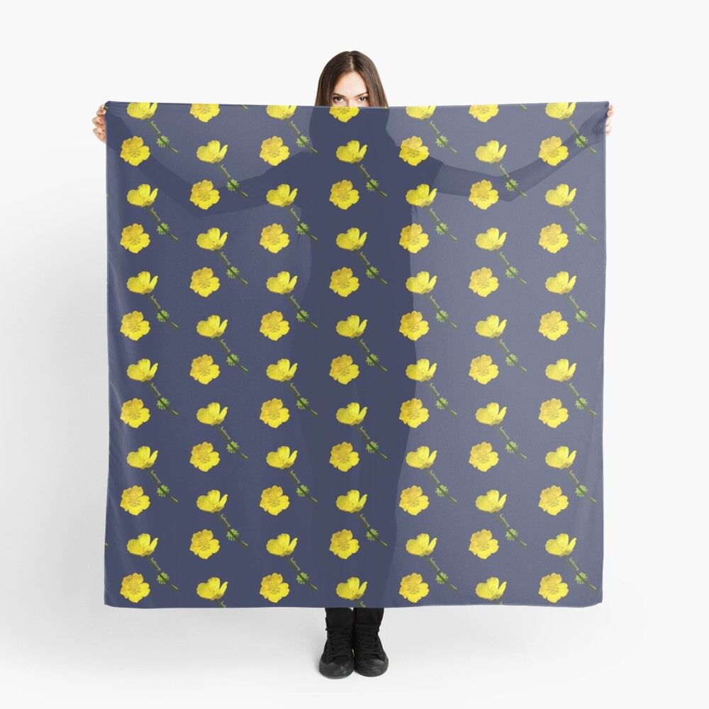 Buttercup Scarf