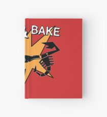 Abarth Shake & Bake Scorpion Hardcover Journal