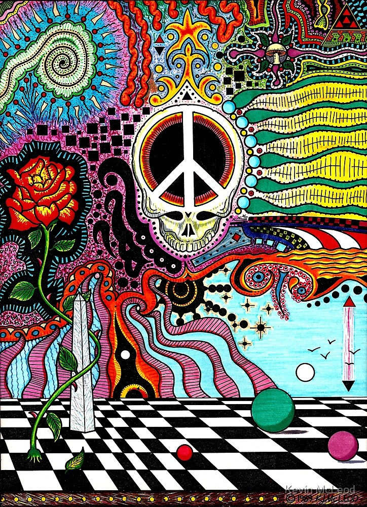 PEACE by Kevin McLeod