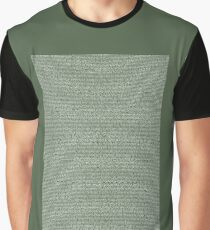 Shrek Script Graphic T-Shirt