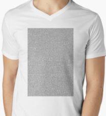 Shrek Script Men's V-Neck T-Shirt