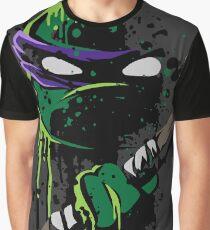 Cowabunga - Donnie Graphic T-Shirt