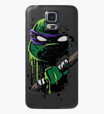 Funda/vinilo para Samsung Galaxy Cowabunga - Donnie