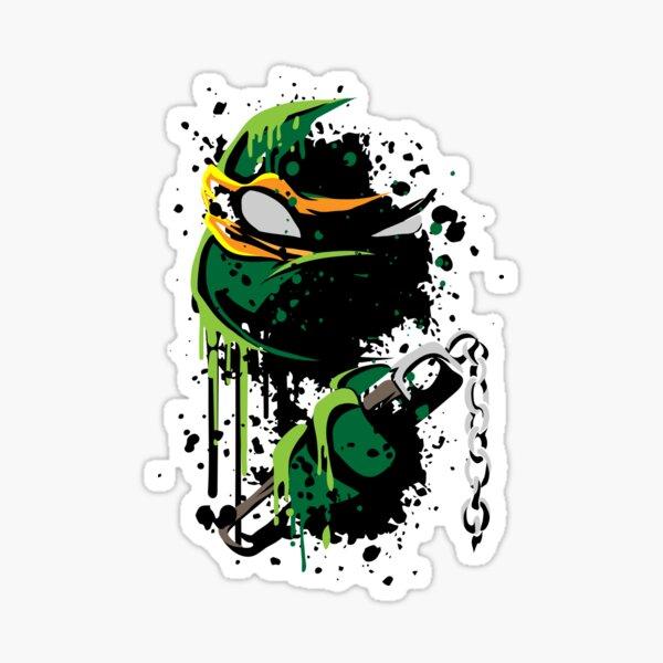 Cowabunga - Mike Sticker