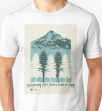 Such Great Heights by The Postal Service Unisex T-Shirt