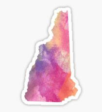 New Hampshire Sticker
