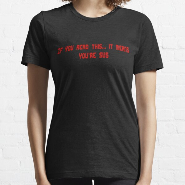 Among Us SUS Essential T-Shirt