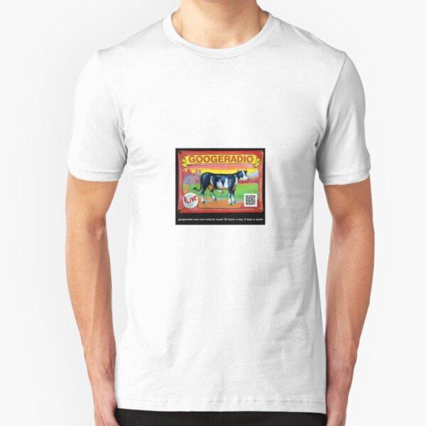 googeradio.com Slim Fit T-Shirt