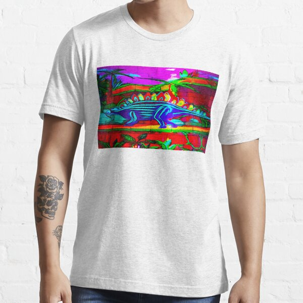 Vivid 2016 Jane Holloway Experience Urban Dinosaur Essential T-Shirt