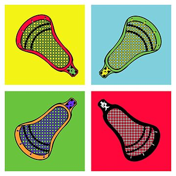 Lacrosse Neon4 by YouGotThat