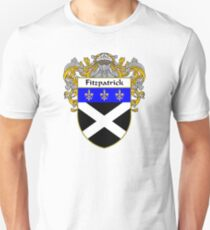 Fitzpatrick Coat of Arms/Family Crest Unisex T-Shirt