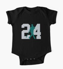 The Kid (Teal & Gray) Kids Clothes
