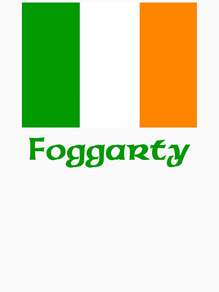 Foggarty Irish Flag by IrishArms