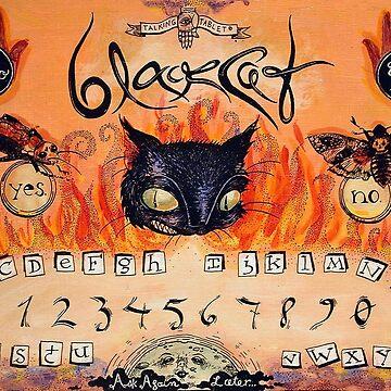 Ouija Board by jenfridy