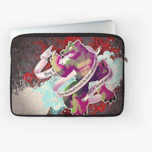 Werewolf legend Laptop Sleeve
