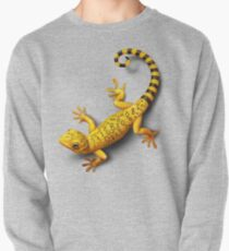 Yellow Gecko bringing Success Pullover