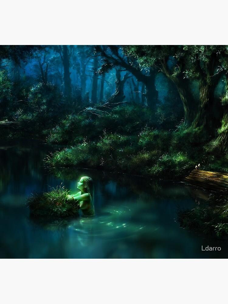 Night of Memories by Ldarro