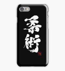 Jiu Jitsu - White Edition iPhone Case/Skin