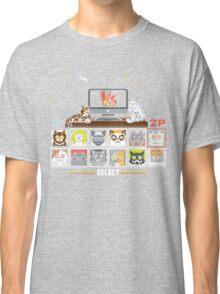 Internet Cat Fight Classic T-Shirt