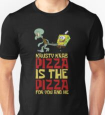 Krusty Krab Pizza - Spongebob T-Shirt