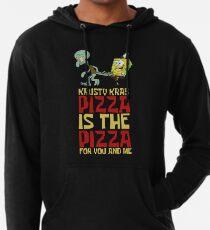 Krusty Krab Pizza - Spongebob Leichter Hoodie