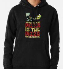Krusty Krab Pizza - Spongebob Pullover Hoodie