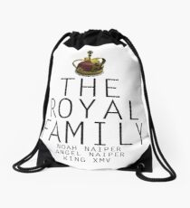 TRF Collection Drawstring Bag