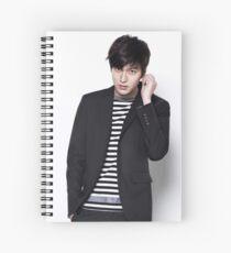 Handsome Lee Min Ho 3 Spiral Notebook