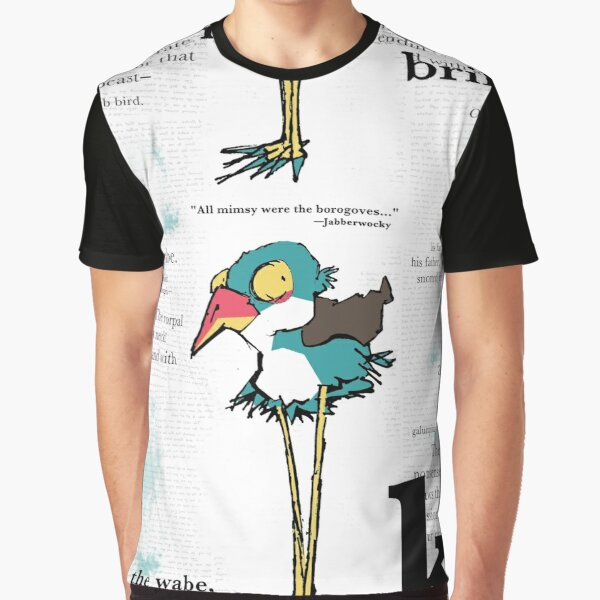 JABBER Series - BOROGOVE Graphic T-Shirt
