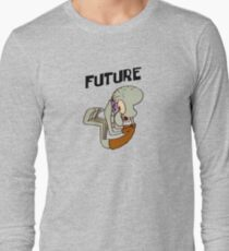 Camiseta de manga larga Futuro Calamardo - Bob esponja