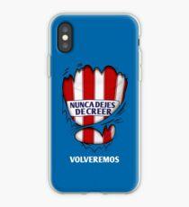 Atleti - Nunca Dejes De Creer, Volveremos iPhone Case