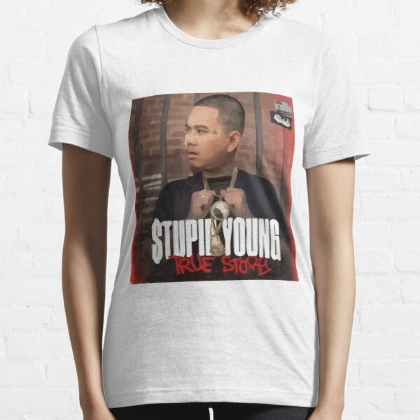 STUPID YOUNG SKETCH T-SHIRT Essential T-Shirt